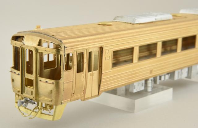 国鉄/JR四国キハ185系 2両キット+台車