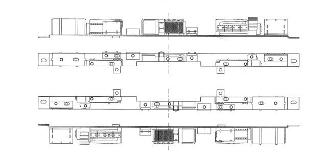 床下機器 キハ80M