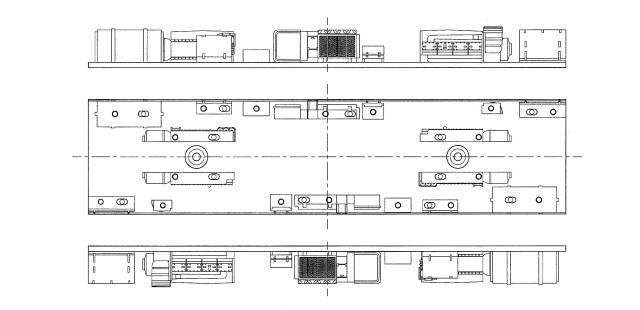床下機器 キハ80T・キロ80・キシ80