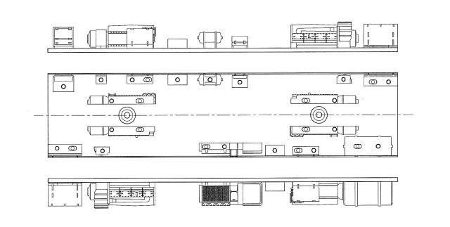床下機器 キハ82