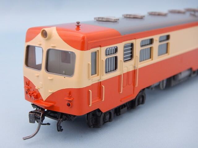 キハユニ15 一般色 バス窓 湘南顔  M準