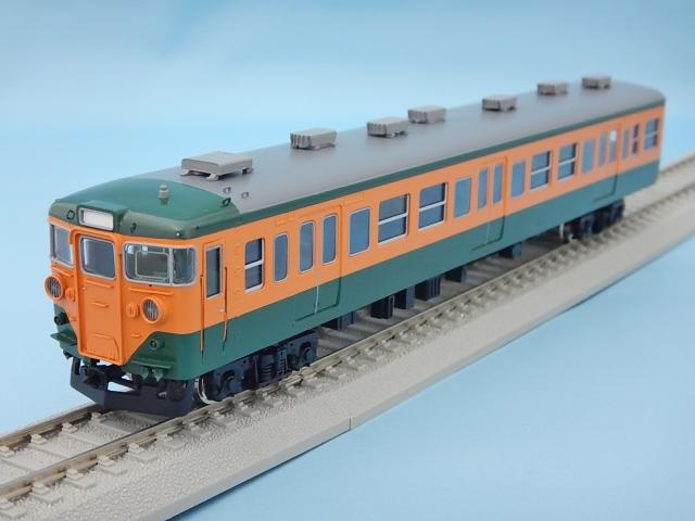 クハ111-0 東京寄 初期車 非冷房 湘南色 押込ベンチレーター