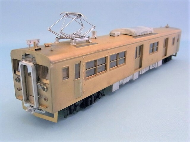 クモハ123-5・6タイプ オールインキット