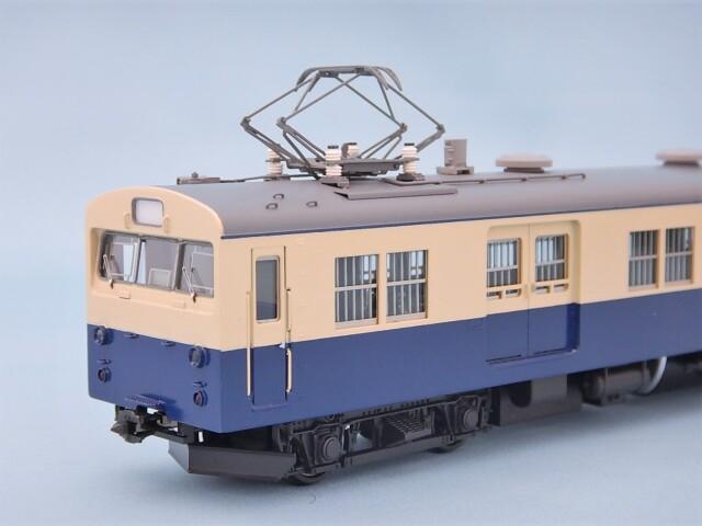 クモニ83-0 横須賀色 (M)