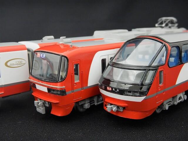 名鉄1200系2次車B編成 リニューアル車 6両セット