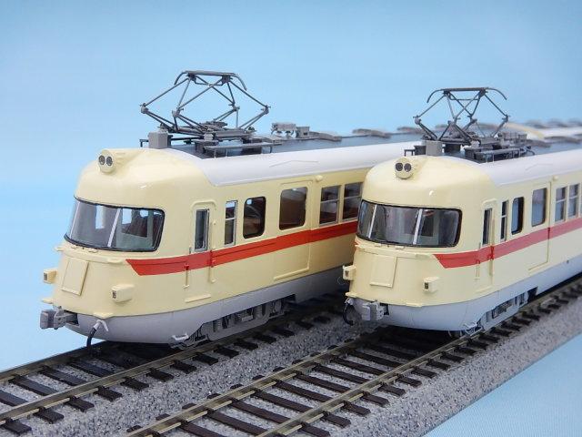 名鉄3400系 ストローイエロー 4両編成セット