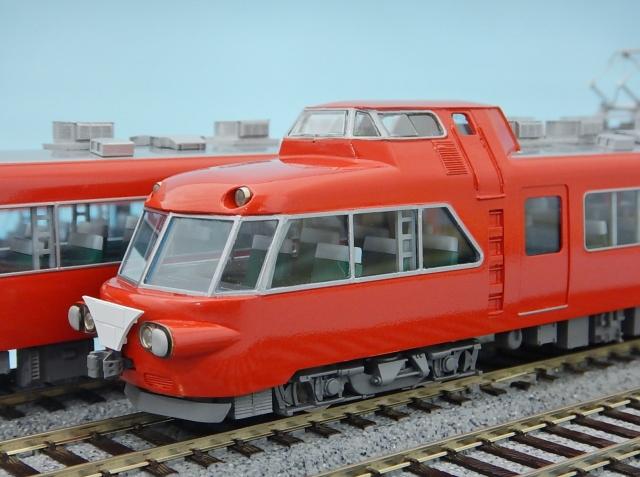 名鉄7500系 1・2次車 基本4両セット