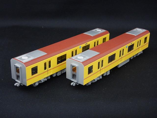 東京メトロ1000系 銀座線 中間2両Bセット