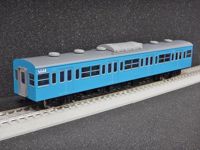 モハ102(M) 東海道緩行線色