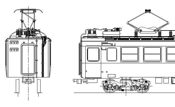 モハ454-9~36 M キット