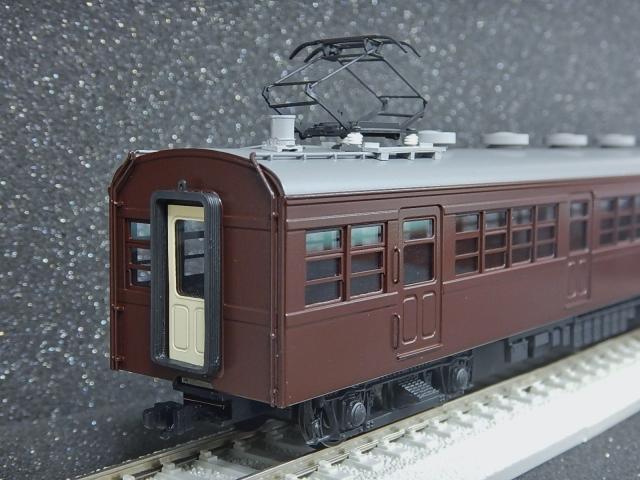 モハ72(M) 旧63改 乗降ドア窓原型