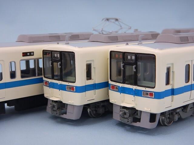 小田急8000形 通常塗装 4両編成セット