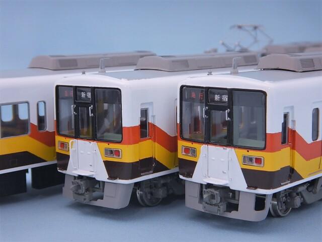 小田急8000形 イベントカー塗装 4両編成セット