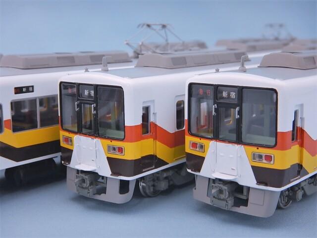 小田急8000形 イベントカー塗装 6両編成セット