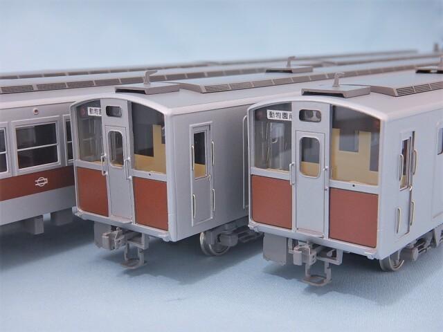 大阪市交通局60系 非冷房 6両編成セット