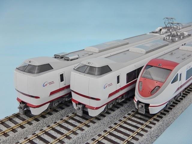 北越急行 683系8000番代特急電車(はくたか・スノーラビット)9両セット