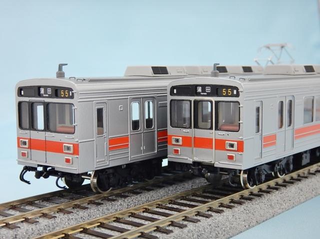 東急1000系 目蒲線 4両E-2セット