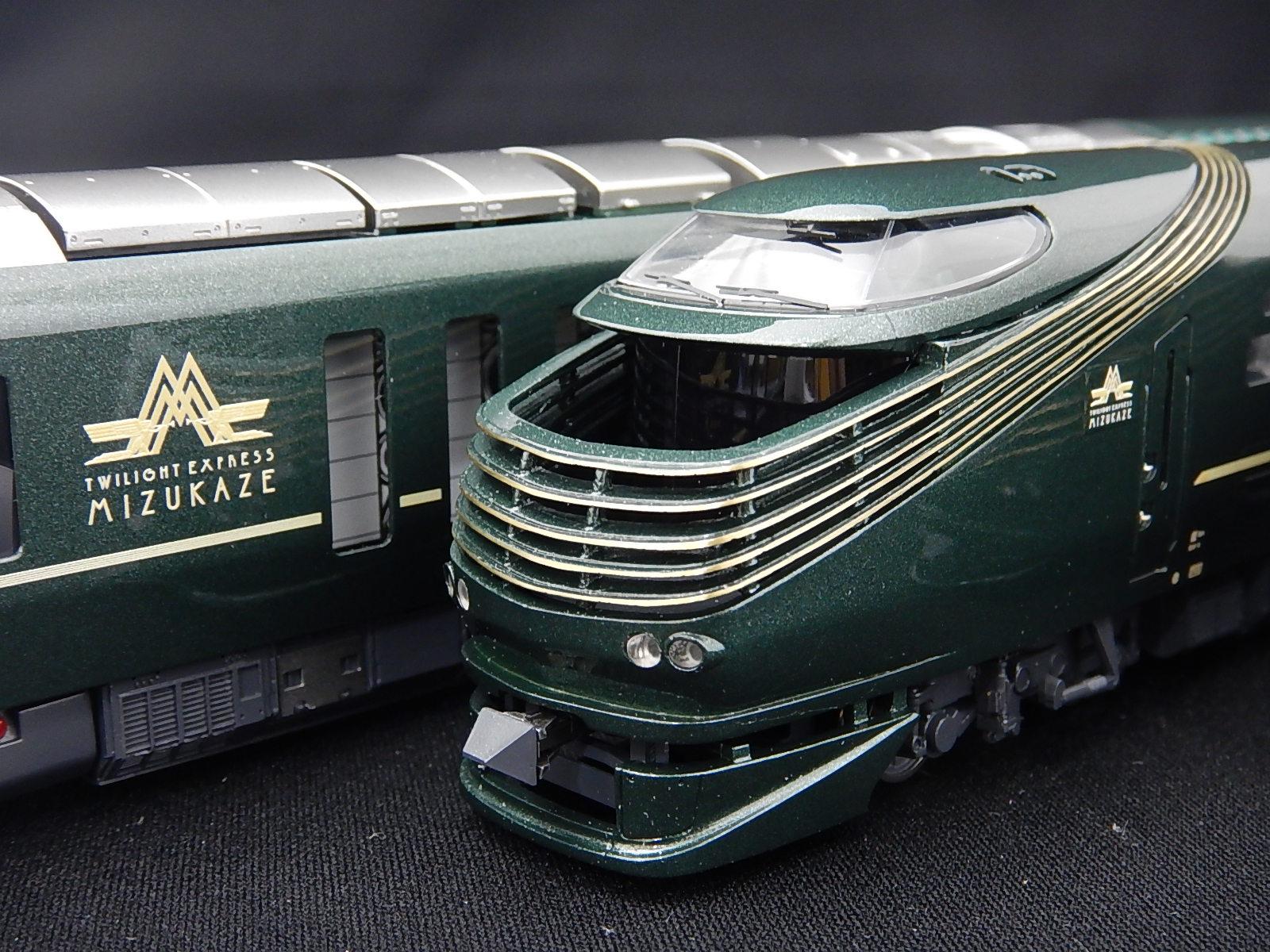 87系寝台気動車 Twilight Express 瑞風 10両セット
