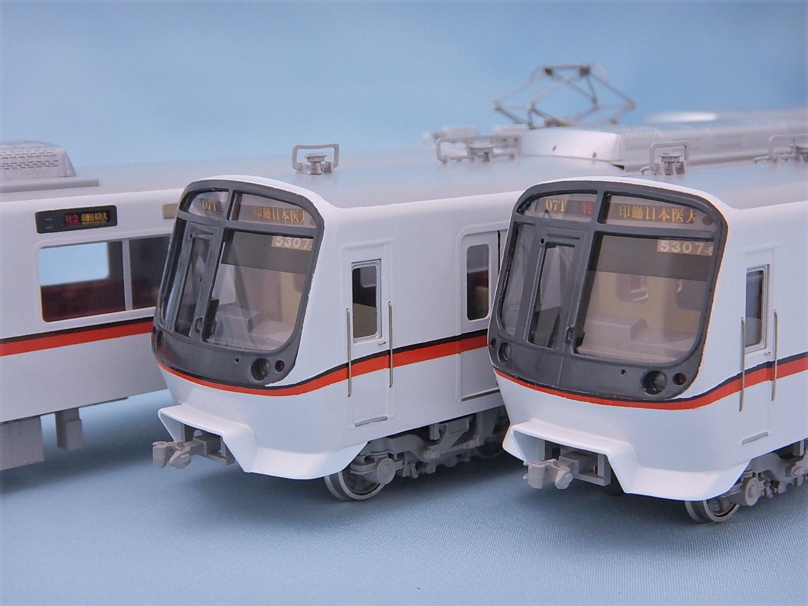 都営5300系 3・4次車 C修繕後 基本4両セット