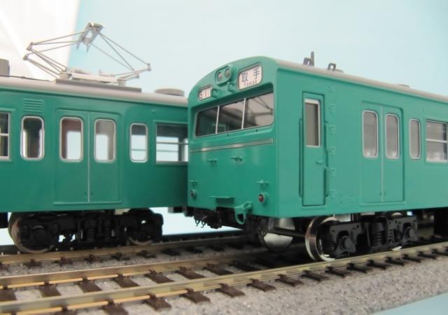 スタートセット 103系 常磐線 4両編成セット