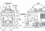 EF64-0番台(電暖付・37~45号機) 車体キット