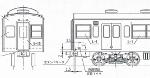 モハ102(高運転台)M車キット