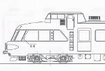 名鉄7500系 1・2次車 6両キット
