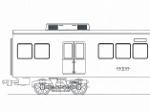 阪急5300系 3個クーラー 中間T車単品キット
