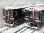 阪急6300系基本4両セット 原形