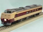 キハ183-0 国鉄特急色