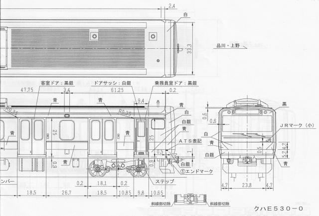 E531系0番台 基本編成10両キット