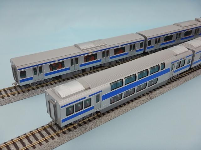 E531系0番台 中間5両セット