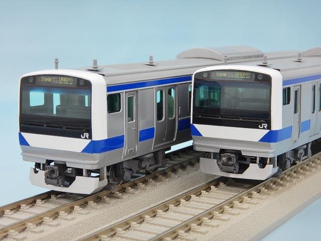 E531系3000番台 5両編成セット