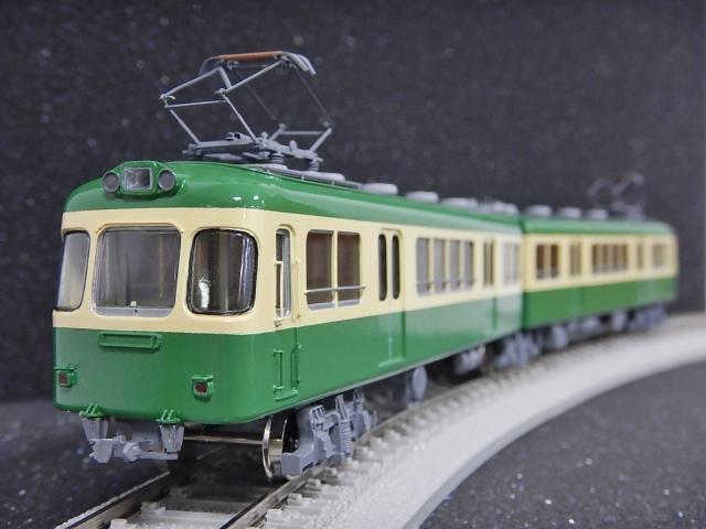 江ノ電旧500形 502+552編成