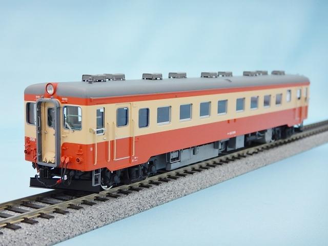 キハ22-308 旭ワカ・原型1灯