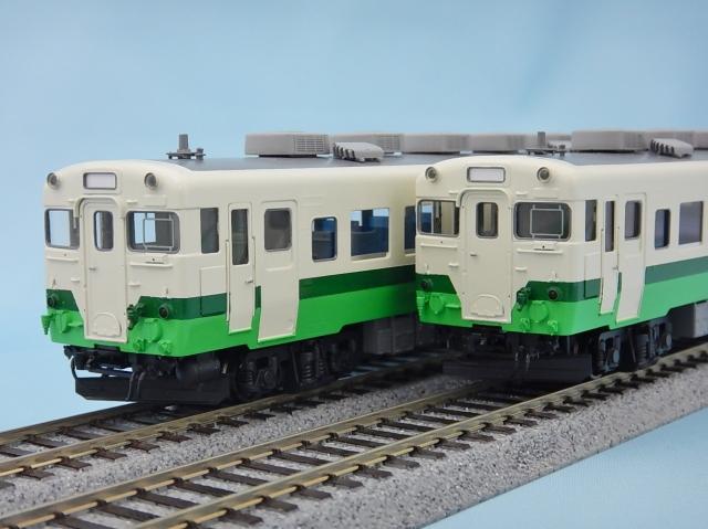 キハ58・キハ28 東北色 2両セット