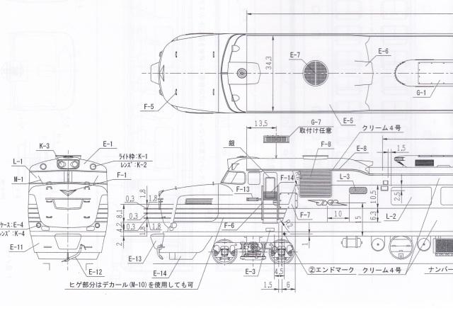 キハ81 キット(2015年製)