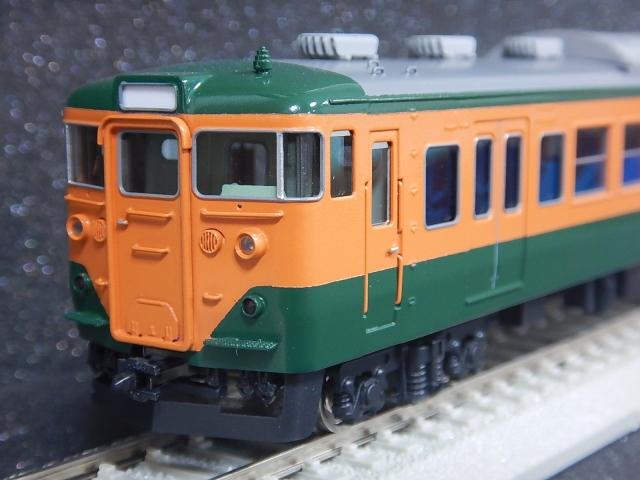 クハ111-505~568 偶数向車 湘南色