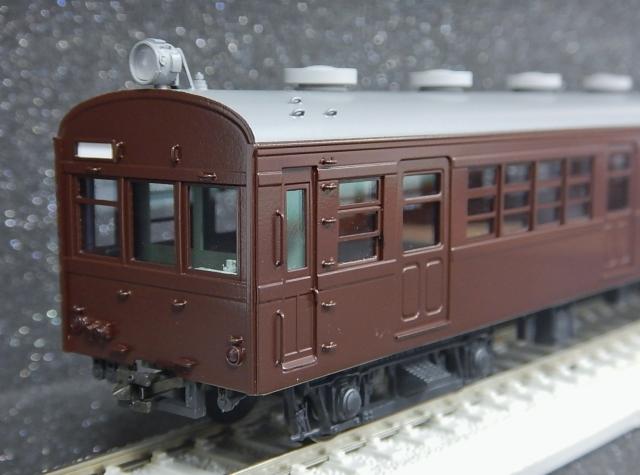 クハ79 旧63改 乗降ドア窓原型