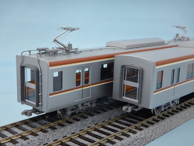 東京メトロ10000系 有楽町線・副都心線 中間4両Bセット