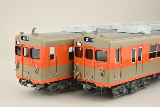 東武8000系 8111編成 旧ツートンカラー 6両編成セット