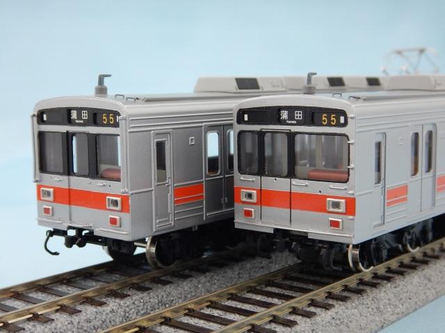 東急1000系 目蒲線 4両E-1セット