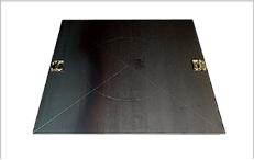 スランプフロー板