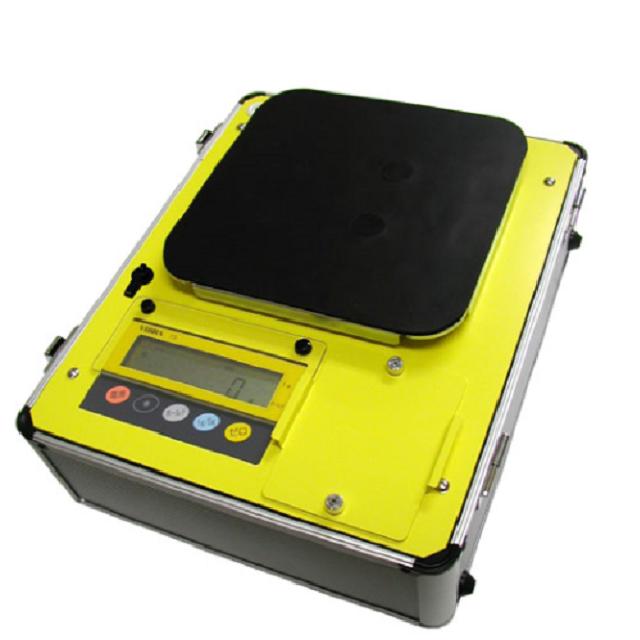 単位水量測定用電子秤LC-678