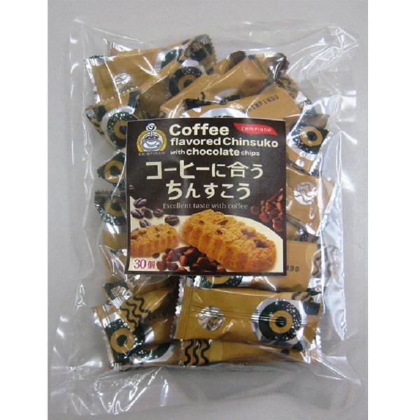 沖縄 お土産 珍品堂のちんすこう コーヒーに合うちんすこう 中袋 30個入り