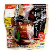 沖縄 お土産 レトルト 豚角煮 コラーゲン1875mg 鉄1.9mg 袋のまま電子レンジ 本場仕込みのらふてー 125g