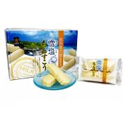 ちんすこう 宮古島の塩 沖縄 お土産 雪塩ちんすこう ミルク風味 大 24袋入