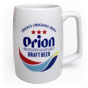 ビアジョッキ 沖縄 お土産 オリオンビール 沖縄限定 オリオン 陶器 ビアマグ