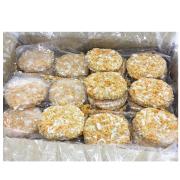 冷凍コロッケ 業務用 沖縄 お土産 ポリフェノール 紅芋コロッケ 3kg(50g×60個) 冷凍