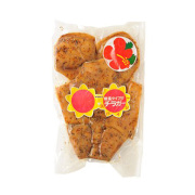 沖縄 お土産 コラーゲン豊富 チラガー スパイシー味 1枚